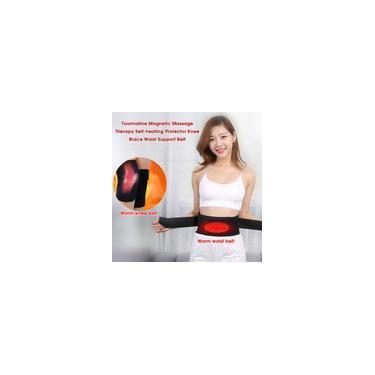 Turmalina Saúde Turmalina Auto-aquecimento Cinto de Terapia Magnética Cinto / Cinto