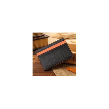 Masculino New Belas pu carteira de couro personalidade de cartão bolsas de grife Bag-S