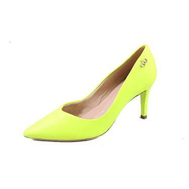 Sapato Scarpin Ester Neon Verde1 009708.06.36