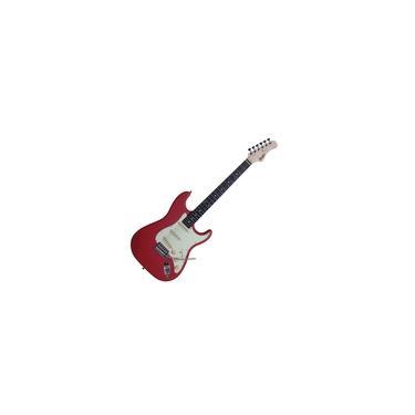 Imagem de Guitarra Elétrica Tagima Stratocaster Memphis MG30 Madeira Vermelha