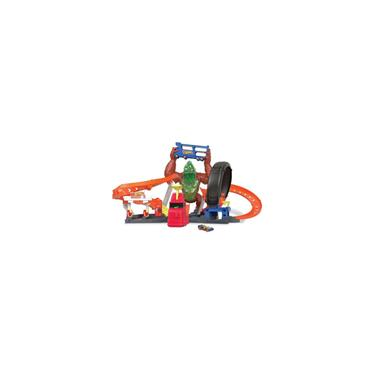 Imagem de Hot Wheels Pista Toxic Gorilla Slam - Mattel