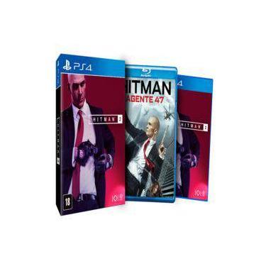 Game Ps4 Hitman 2 Ed Especial