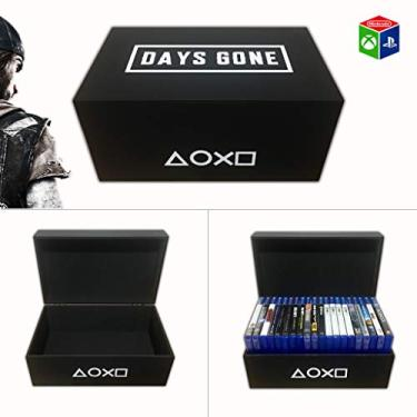 Porta jogos case PS3/PS4 Days Gone
