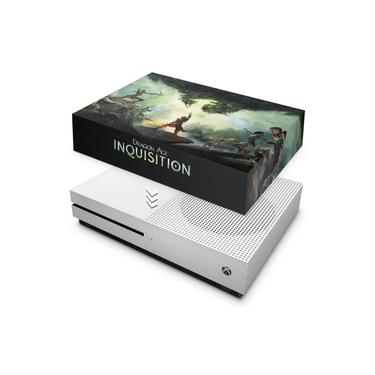 Capa Anti Poeira para Xbox One S Slim - Dragon Age Inquisition