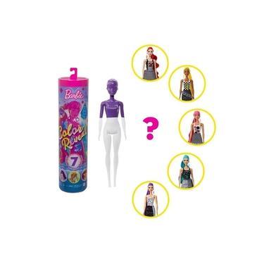 Imagem de Boneca Barbie Fashionista - Color Reveal 7 Surpresas Mattel