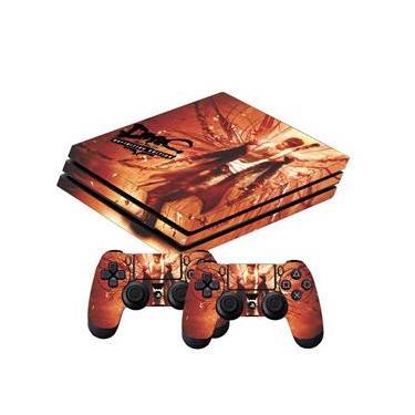 Skin PS4 Pro Devil May Cry DMC