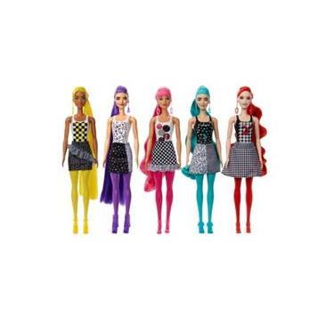Imagem de Boneca Barbie Color Reveal 7 Surpresas GTR94 Mattel