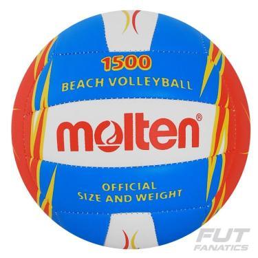 Bola Vôlei de Praia Molten V5b1500 - 05 Unissex fd7e9d711ae4b