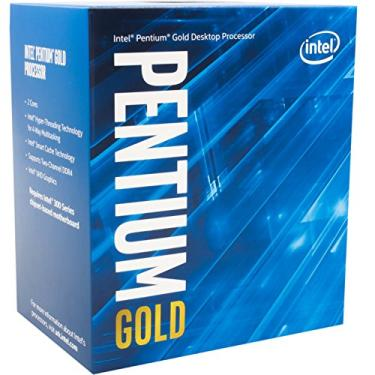 Processador Intel Pentium G5400 (LGA1151 - 2 núcleos - 3,7GHz) - BX80684G5400