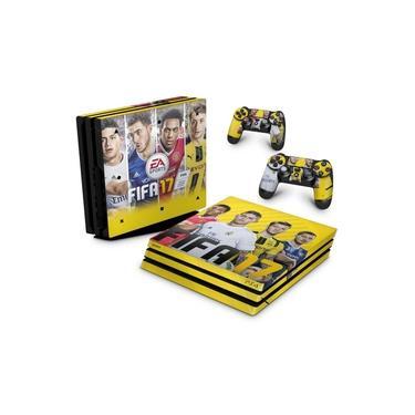 Skin Adesivo para PS4 Pro - Fifa 17