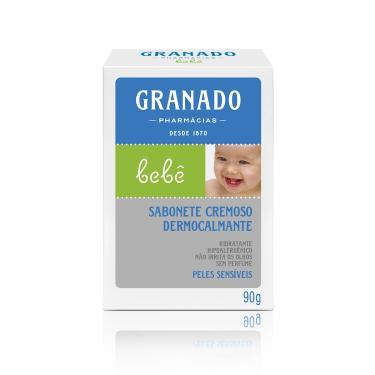 Sabonete em Barra Granado Bebê Dermocalmante 90g