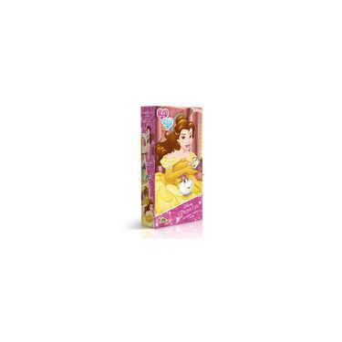 Imagem de Quebra-cabeça Mini - 60 Peças - Disney - Princesas Disney - Bela - Toyster