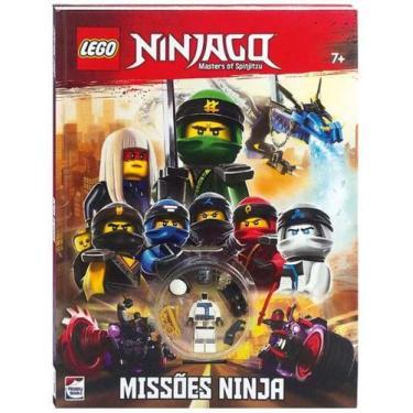 Imagem de Lego Ninjago Masters Of Spinjitzu - Missoes Ninja - Happy Books
