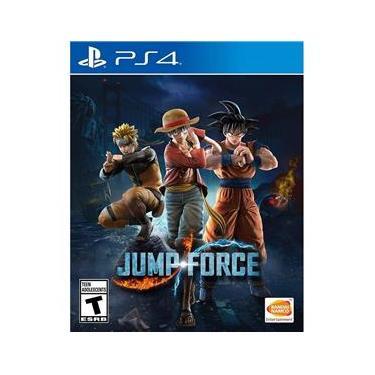 Jogo - Jump Force - PS4