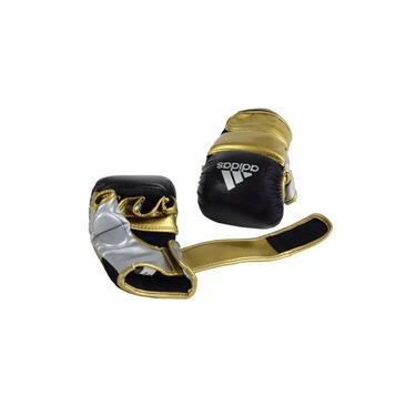 Luva Adidas Sparring Preto/Dourado