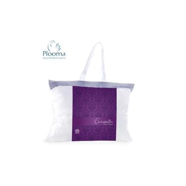 Imagem de Travesseiro European 100% Plumas de Ganso Premium 50 x 90 cms - Plooma