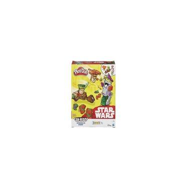 Imagem de Massinha Playdoh Star Wars Missão Em Endor Da Hasbro B0001
