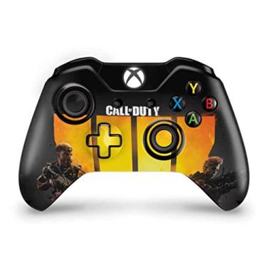 Skin Adesivo para Xbox One Fat Controle - Call Of Duty Black Ops 4