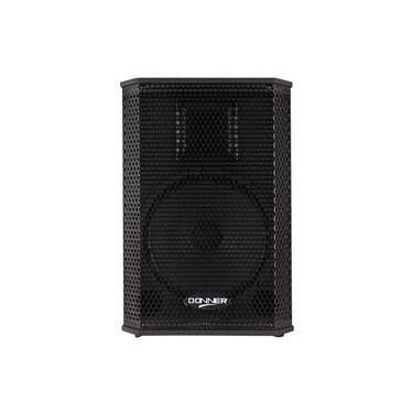 Caixa De Som Acústica Donner SAGA10P Pt 100W Preta