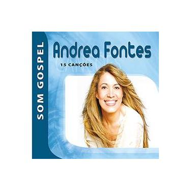 CD Som Gospel Andrea Fontes