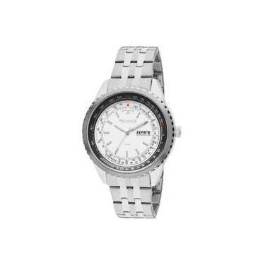 94d6f595529 Relógio de Pulso Masculino Technos Aço Resistente a àgua Shoptime ...