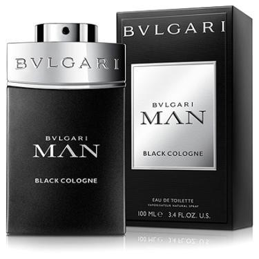 acb3a3f805d Perfume Man Black Cologne Bvlgari Masculino Eau De Toilette 100ml -  Masculino