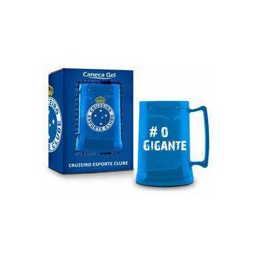 Caneca Gel 300Ml - Cruzeiro Azul 6282086448112