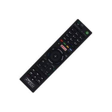 Controle Remoto Tv Led Sony Bravia Rmt-Tx100D Netflix
