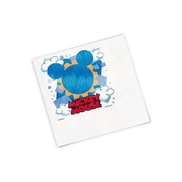 Mickey Diversão Guardanapo C/16 - Regina