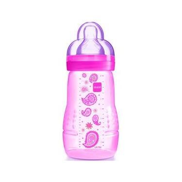 Mamadeira Fashion Bottle 270ml Girls - MAM