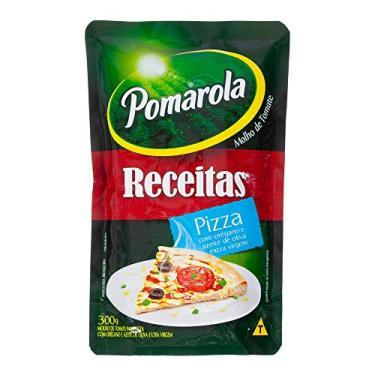 Molho De Tomate Pomarola Pizza Pouch 300g