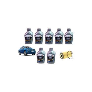 Kit 7l Oleo 0w30 504 507 Maxi Performance Filtro Amarok