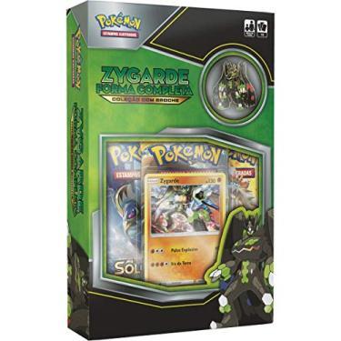 Imagem de Jogo de Cartas Pokémon Box Zygarde Forma Compacta Copag