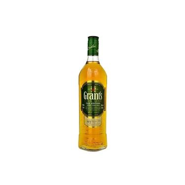 Whisky Grants Cask Edition Sherry 750Ml