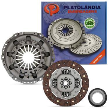 Kit Embreagem Agile Celta Classic Corsa Montana Prisma 1.0 1.4 LUK 620 3236 00 Sachs 6285