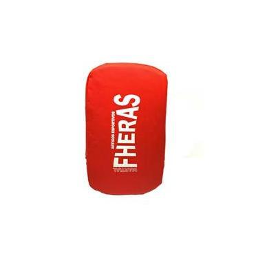 Aparador de Chute Médio 20x45x10 cm Fheras - Vermelho