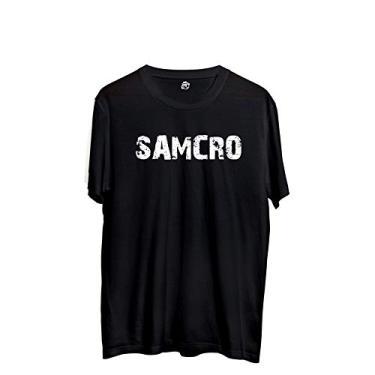 4ee267ff76 Pechinchas-37% Camiseta BSC SAMCRO Preta
