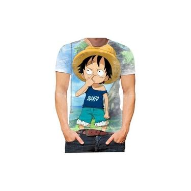Camisa Camiseta One Piece Mangá Anime Série Filme Art 08