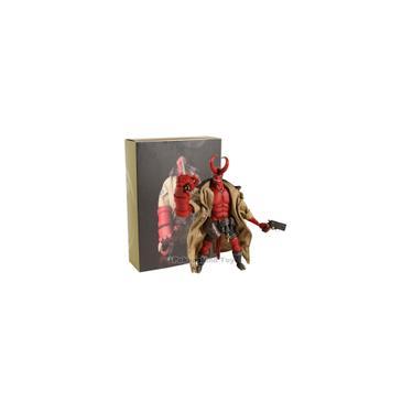 Imagem de 1000Toys Hellboy 1/12 Escala pvc Ação Figura Modelo Colecionável Brinquedo