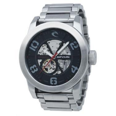 969fbfcf117 Relógio De Pulso Ripcurl R1 Auto - Aço - Masculino