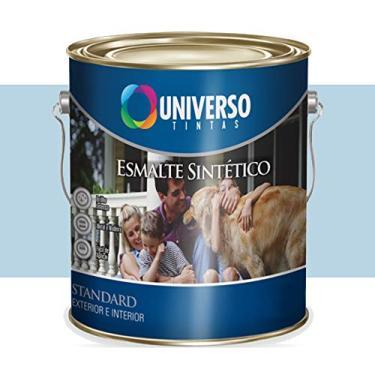 Tinta Universo Esmalte Sintetico Stand 3,6 Lts Azul Celeste