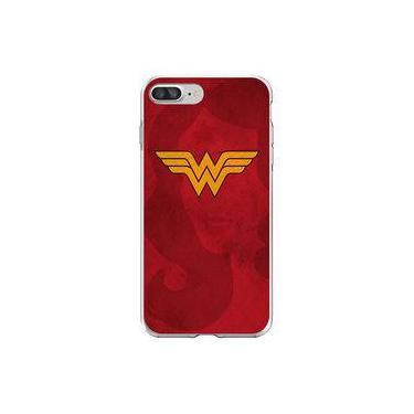 Capa para iPhone 7 Plus - Mycase | Mulher Maravilha Símbolo