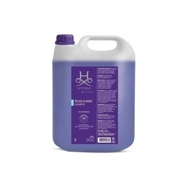 Shampoo Pelos Claros Hydra Pet Society 5l