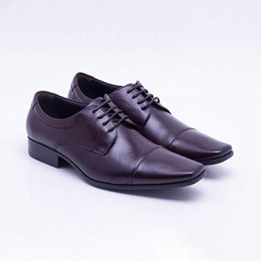 Sapato Metropolitan Aspen Mahogany