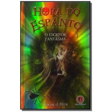 O Hora Do Espanto Escritor Fantasma - Capa Comum - 9788538008439
