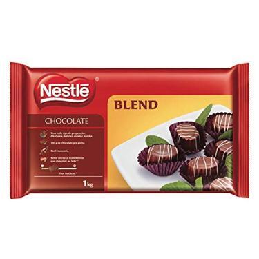 Barra de Chocolate Blend 1kg - Nestlé