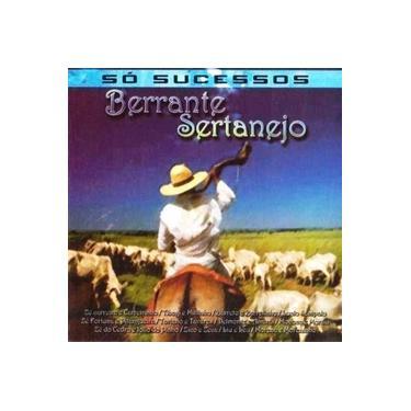 Imagem de CD Só Sucessos - Berrante Sertanejo