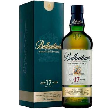 Whisky Ballantine'S 17 Anos