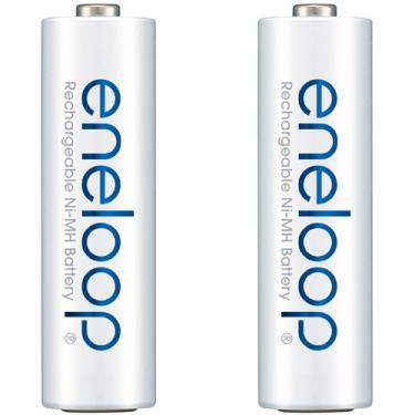 Pilhas AA Recarregáveis 2100x Panasonic Eneloop 2000mAh