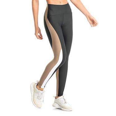 Calça Legging Perfect Shape Movement Cinza/M